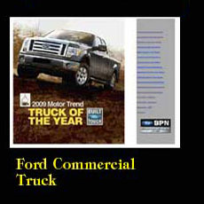ford commercial truck
